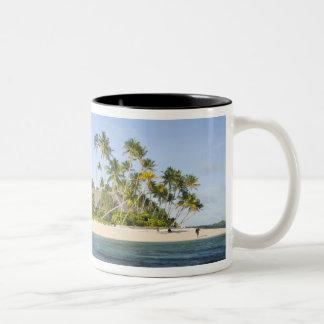 Indonesia, South Sulawesi Province, Wakatobi Two-Tone Coffee Mug