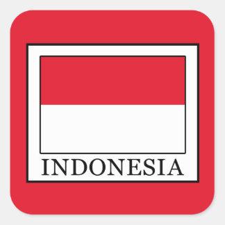 Indonesia Square Sticker