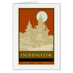 Indonesia Tarjeta
