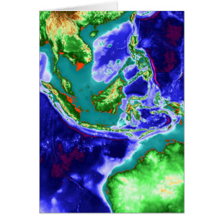 Indonesia Tarjetón