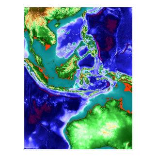 Indonesia Postales