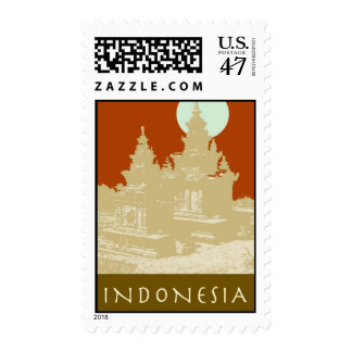 Indonesia Timbres Postales