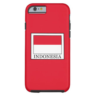 Indonesia Tough iPhone 6 Case