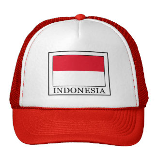 Indonesia Trucker Hat
