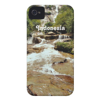Indonesia Waterfall Case-Mate iPhone 4 Cases