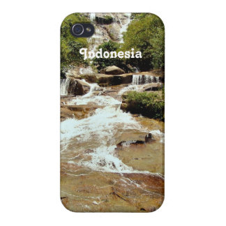Indonesia Waterfall iPhone 4 Case