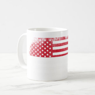 Indonesian American Flag   Indonesia and USA Coffee Mug