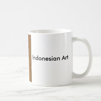Indonesian Batik's Mug