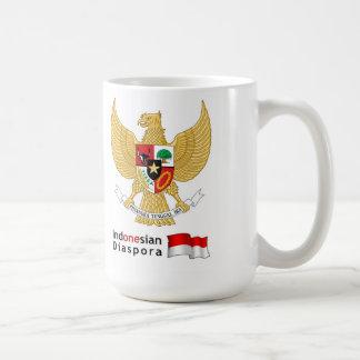 Indonesian Diaspora Classic White Coffee Mug