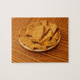 Indonesian ginger cake jigsaw puzzles