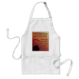 Indonesian Imposter Apron