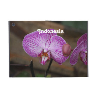 Indonesian Orchids Case For iPad Mini