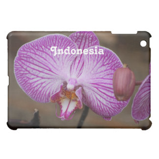 Indonesian Orchids Cover For The iPad Mini