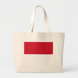 Indonesian pride tote bag