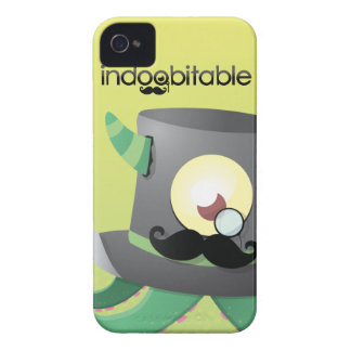 Indoobitable Monster Sir iPhone 4 Case-Mate Case