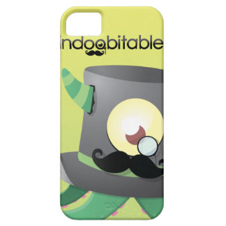 Indoobitable Monster Sir iPhone SE/5/5s Case