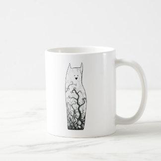 Indoor Cat Dreams Mug (customizable)