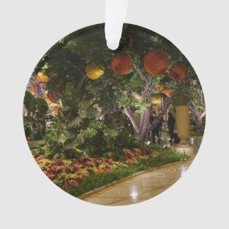 Indoor Garden Wynn Atrium Las Vegas Ornament