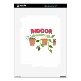 Indoor Greenhouse Skins For iPad 2