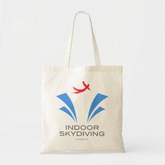 Indoor Skydiving Tote Bag