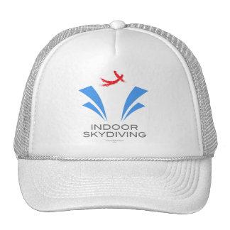Indoor Skydiving Trucker Hat