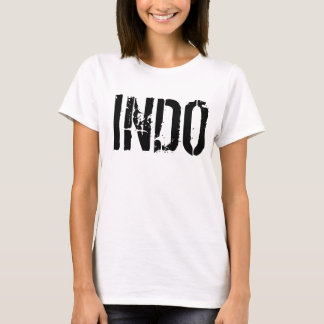 "INDOSURF ""LADYFRIEND"" TEE"