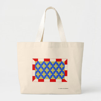 Indre-et-Loire flag Bag