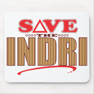 Indri Save Mouse Pad