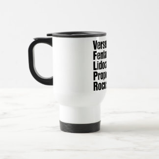 Induction Drugs Traveler Mug