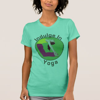 Indulge In Yoga T-Shirt