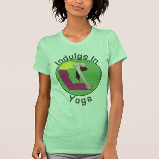 Indulge In Yoga T-Shirt