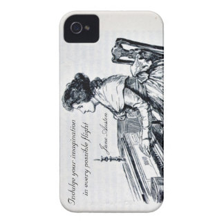 Indulge Your Imagination iPhone 4 Cover