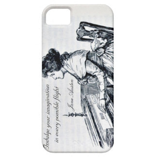 Indulge Your Imagination iPhone 5 Covers