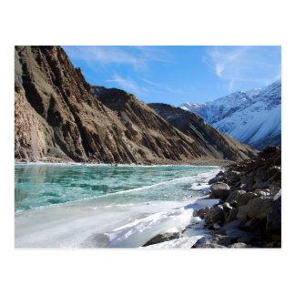 Indus River Postcard