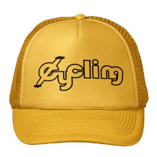 industria del carril de la bici gorra