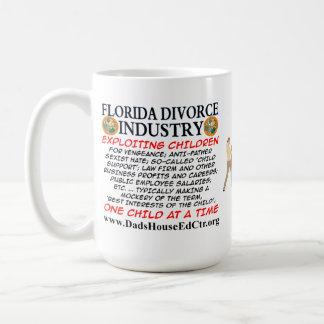Industria del divorcio de la Florida Tazas