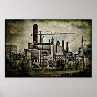 Industria I Póster