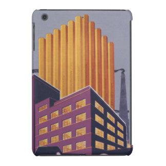 Industria soviética funda de iPad mini