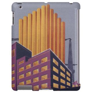 Industria soviética funda para iPad