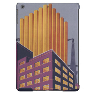 Industria soviética funda para iPad air