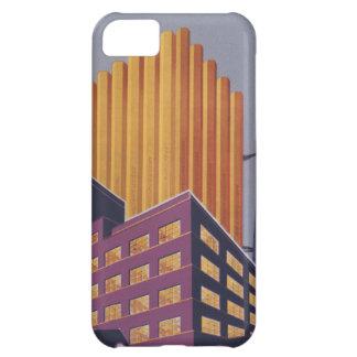 Industria soviética funda para iPhone 5C