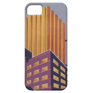 Industria soviética funda para iPhone SE/5/5s