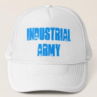 Industrial Army Trucker Hat