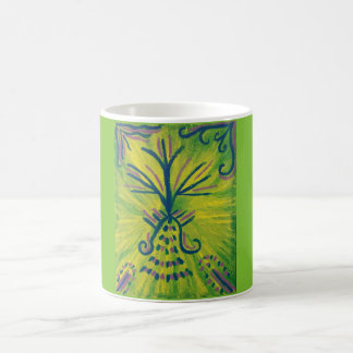 """Industrial"" Art Print Coffee Mug"