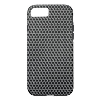 Industrial Automotive Grille Polka Dots Pattern iPhone 7 Case