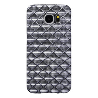 Industrial Chain Link and Metal Fence Samsung Galaxy S6 Case