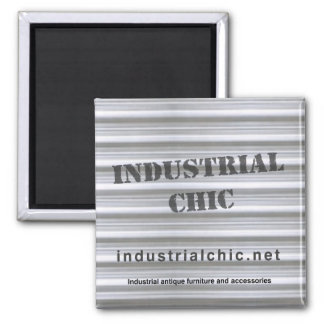 Industrial Chic Antique Furniture and Accessories Magnet