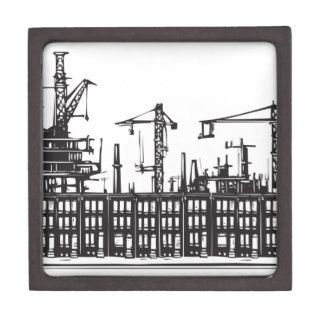 Industrial City Gift Box