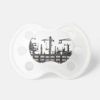 Industrial City Pacifier
