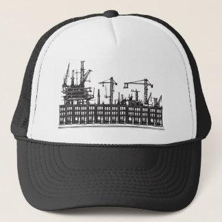 Industrial City Trucker Hat